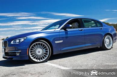 Discount BMW Alpina B7 insurance