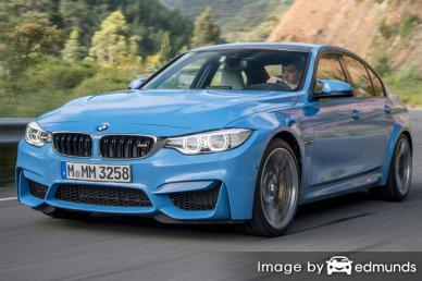 Insurance rates BMW M3 in Long Beach