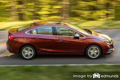 Insurance for Chevy Cruze