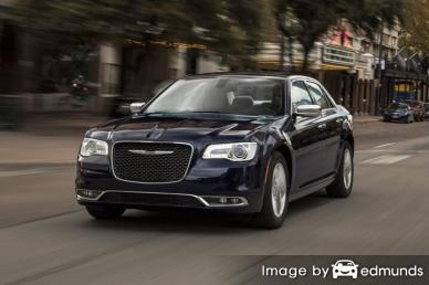 Discount Chrysler 300 insurance