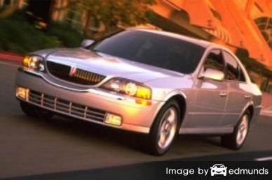 Insurance quote for Lincoln LS in Long Beach