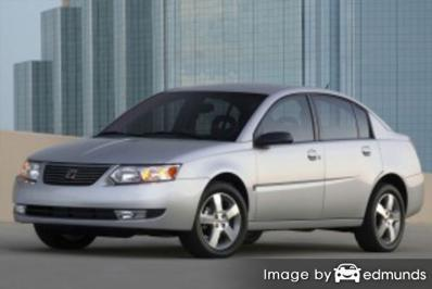 Insurance quote for Saturn Ion in Long Beach