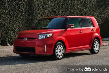Insurance rates Scion xB in Long Beach