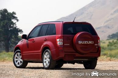 Insurance for Suzuki Grand Vitara